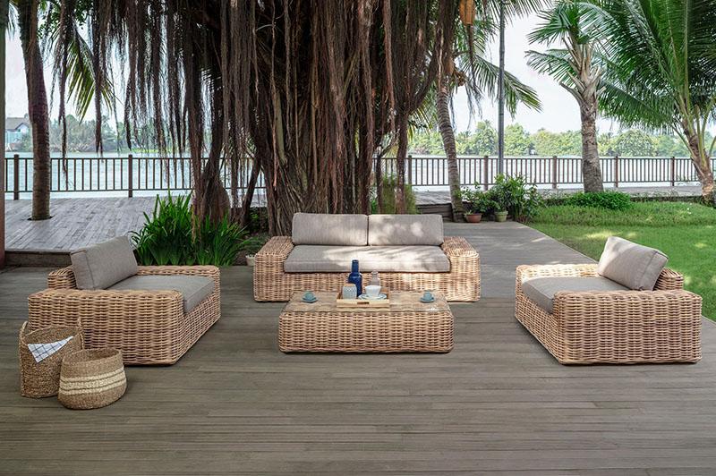 Lounge Polyrattan
